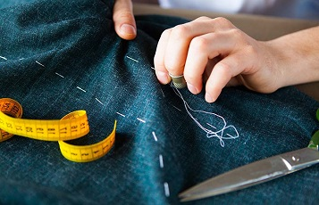 tailor man working his shop tailoring sewing for beginners ss